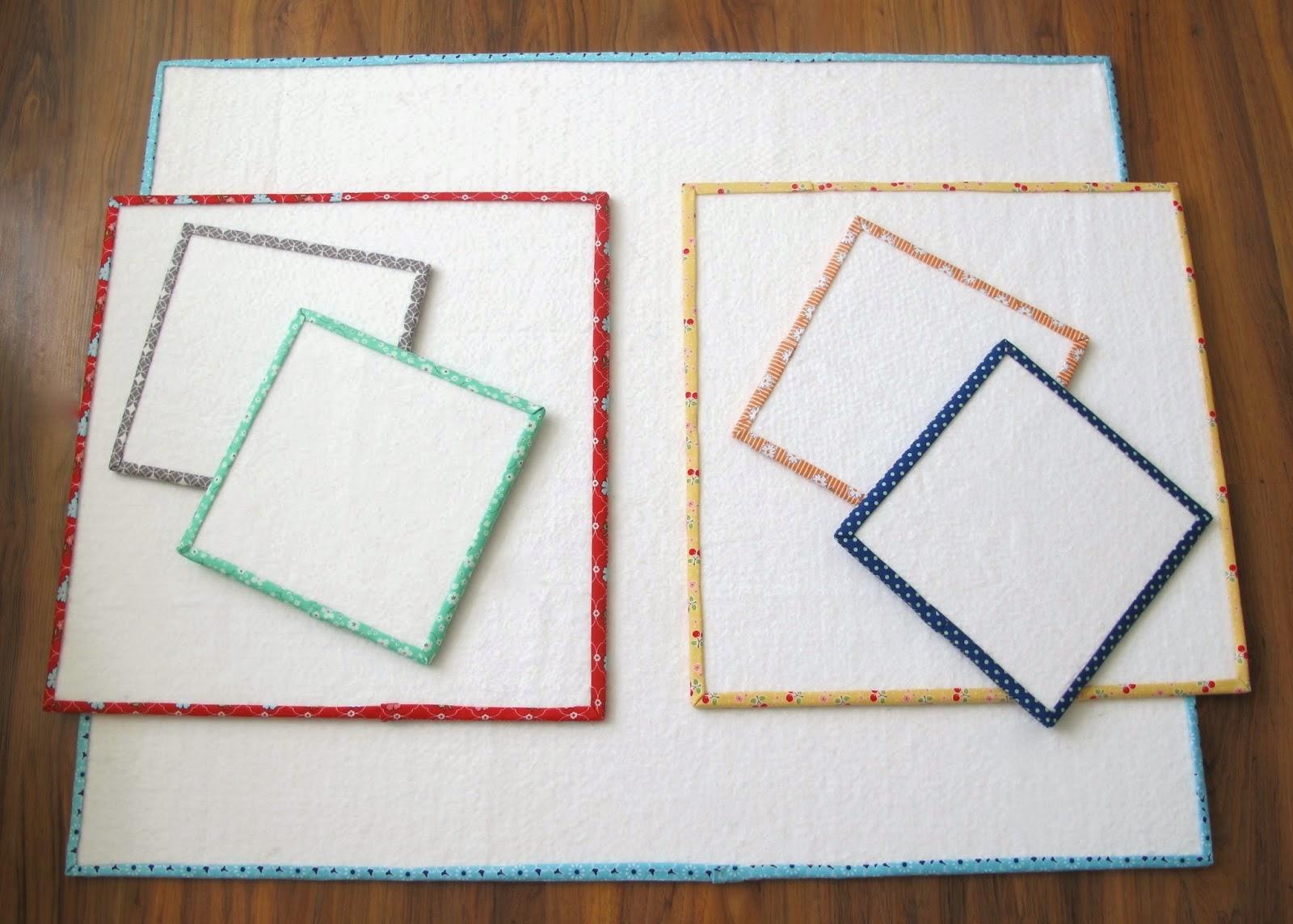THE LADYBUG'S GARDEN: Quilters Portable Design Board : quilting design board - Adamdwight.com