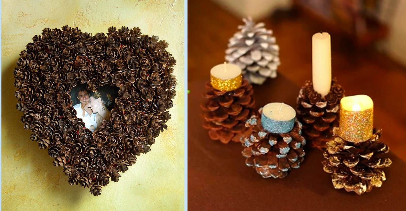 facci designs diy pine cone jewelry