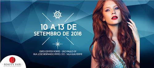 Beauty Fair 2016 - Lançamentos