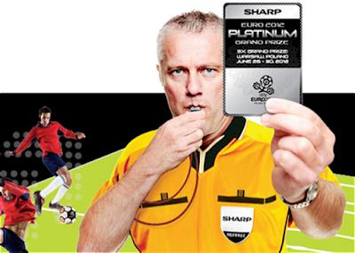Sharp 'EURO 2012' Contest