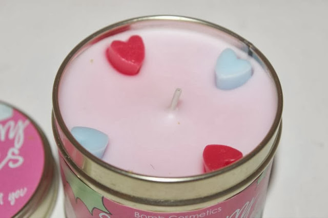 Bomb Cosmetics Christmas Candles