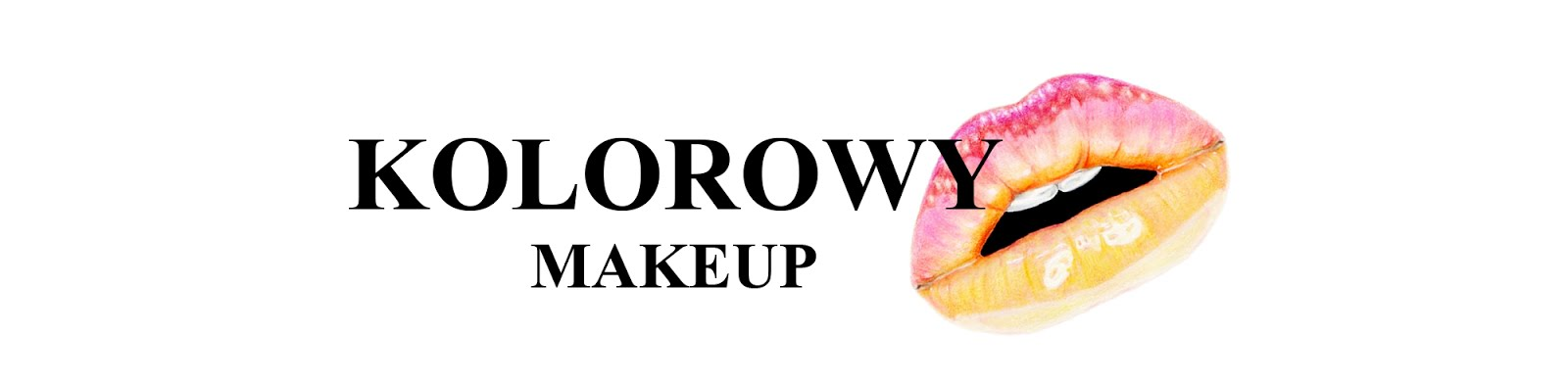 Kolorowy Makeup