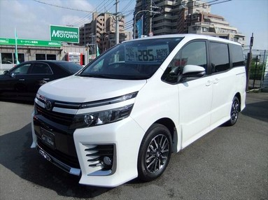 Import Japanese Vehicles Toyota Voxy Hybrid