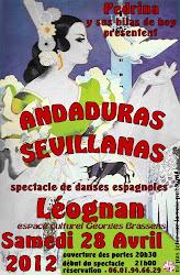 SPECTACLE PEDRINA SEVILLANAS 2012