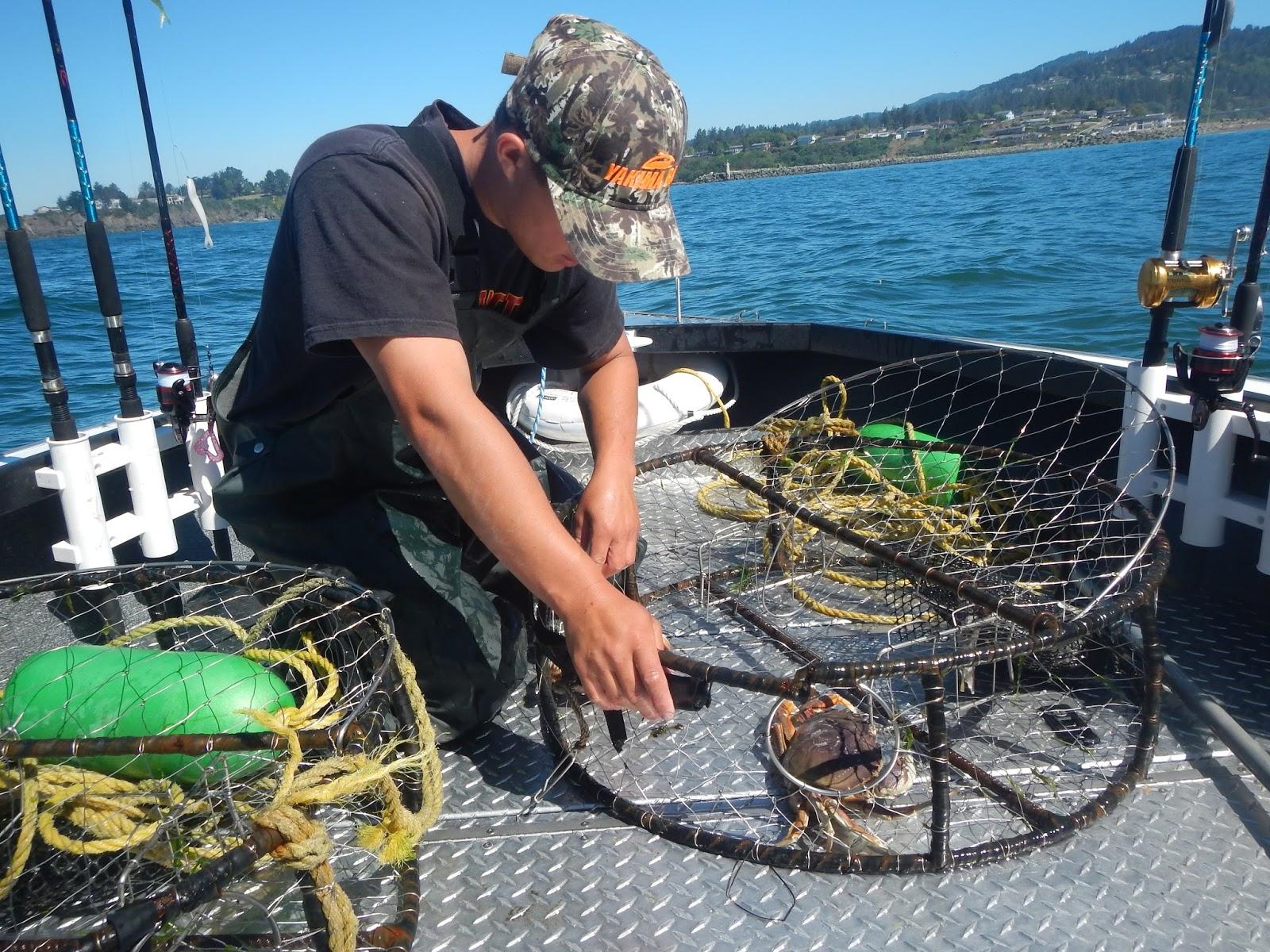 Fishing Near Brookings and Gold Beach, Oregon