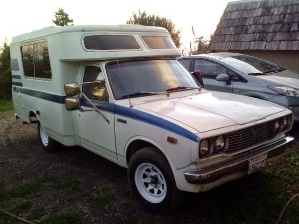 Used RVs Restored 1975 Toyota Chinook RV For Sale by Owner