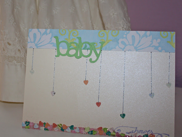 Baby Shower Invite Tutorial