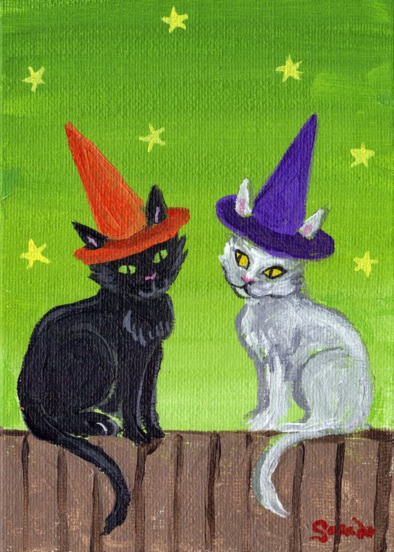 https://www.etsy.com/listing/201193737/halloween-cat-art-print-5-x-7-black-and?ref=listing-shop-header-0