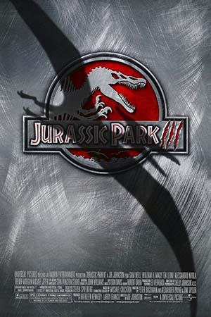 Poster Jurassic Park III 2001