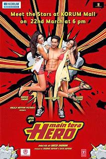 Ver: Main Tera Hero (2014) ()