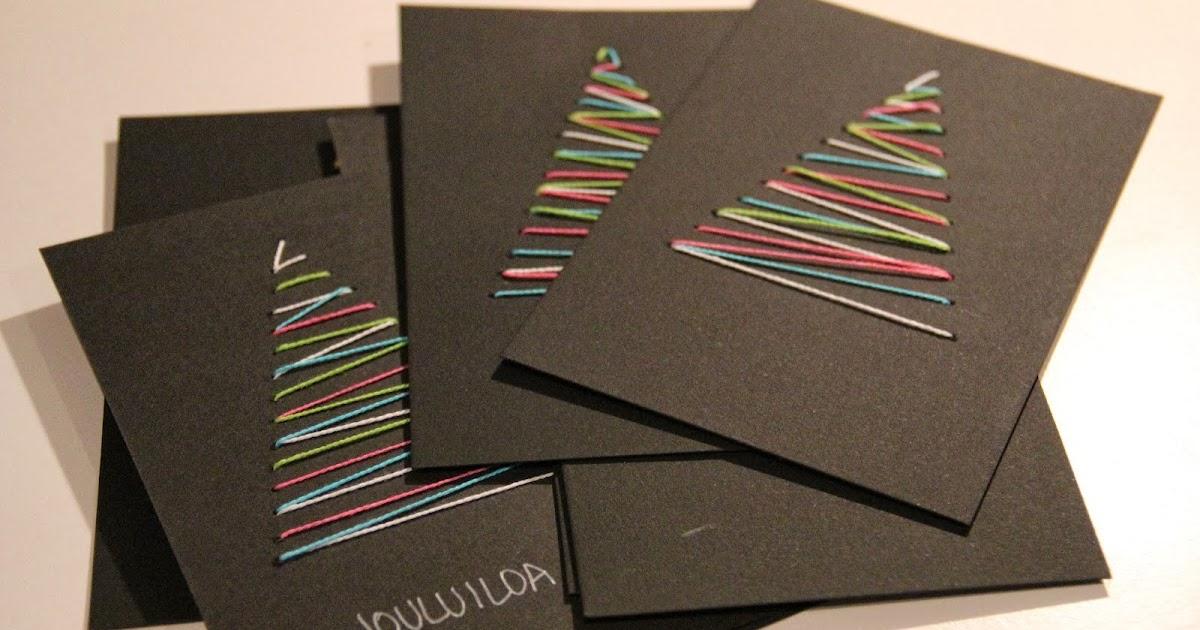Pl stica en el valle tarjetas para navidad - Disenar tarjetas de navidad ...