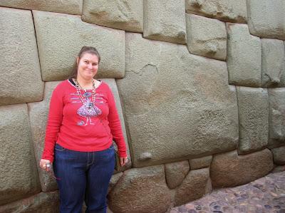 Piedra de los doce ángulos, Cusco, Perú, La vuelta al mundo de Asun y Ricardo, round the world, mundoporlibre.com