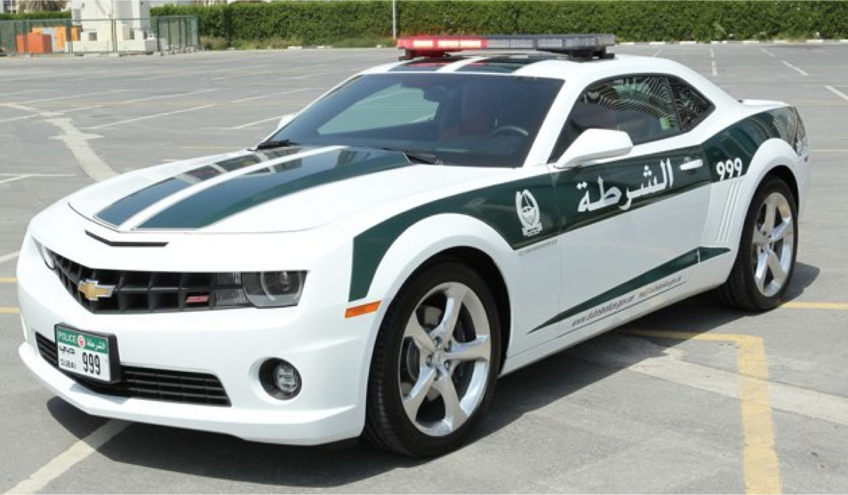 FAB WHEELS DIGEST F.W.D.: Dubai Police Cars Fleet 2013?