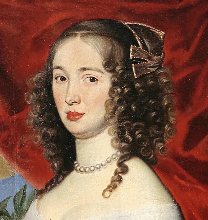 Женские прически 18 века в англии