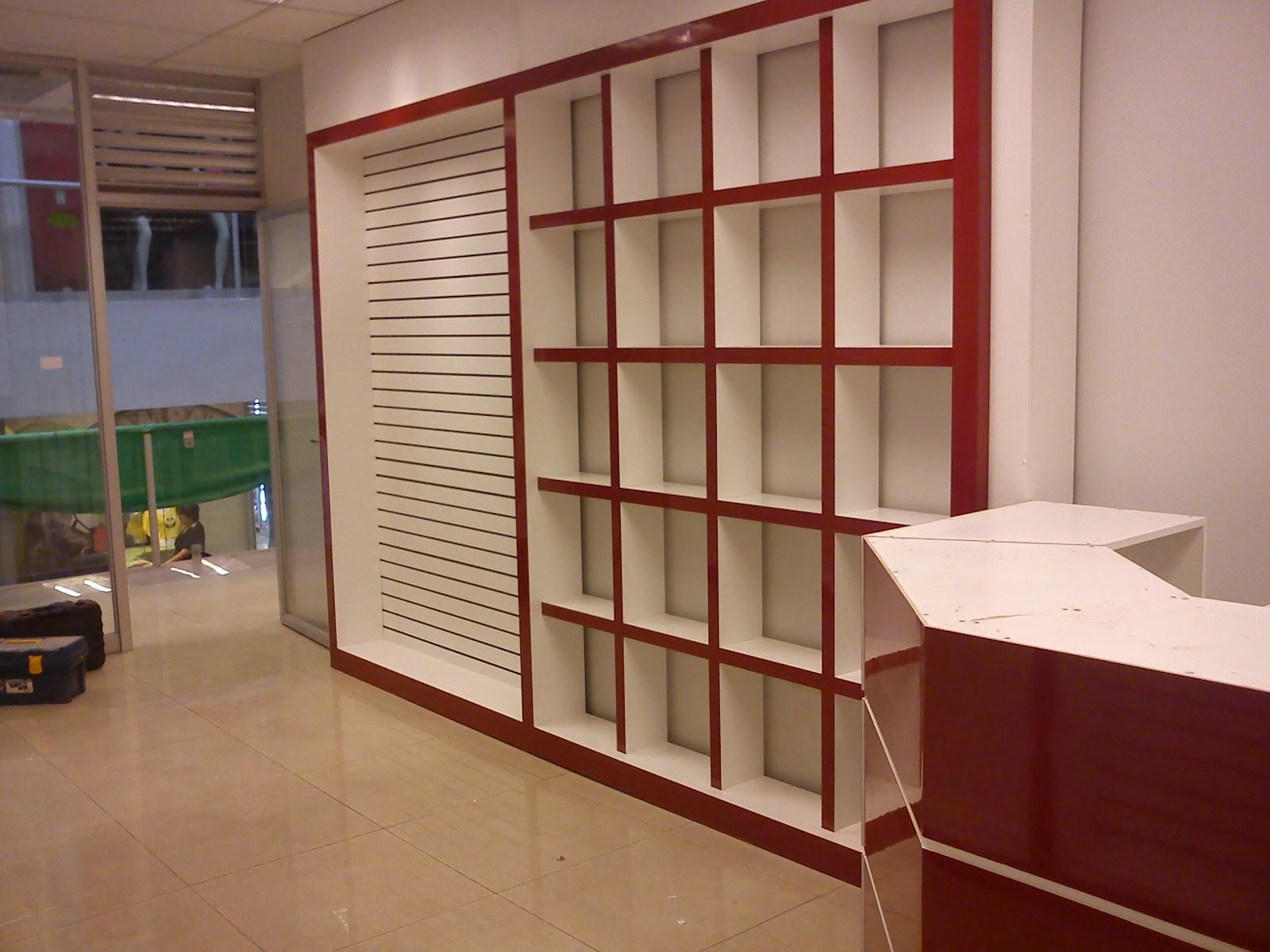 Muebles soluciones iquique negocio for Muebles para negocio