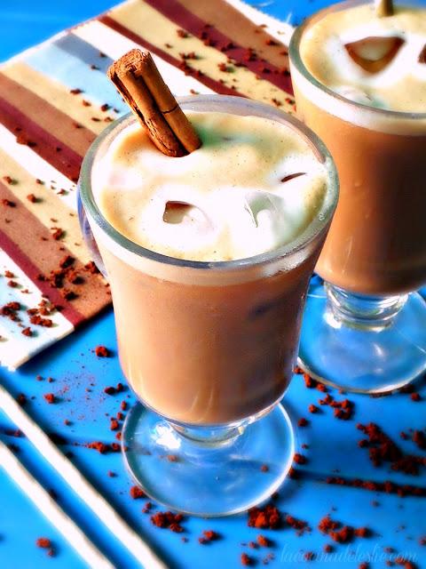 Agua Fresca de Café - lacocinadeleslie.com