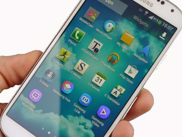 "Galaxy S5 may feature a 5""+ Display"