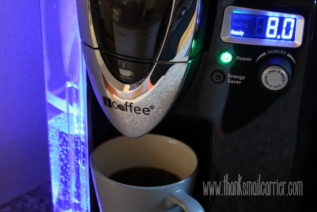 iCoffee Opus single serve coffee
