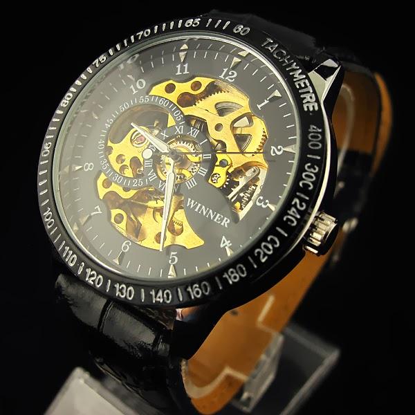 автоматичен часовник