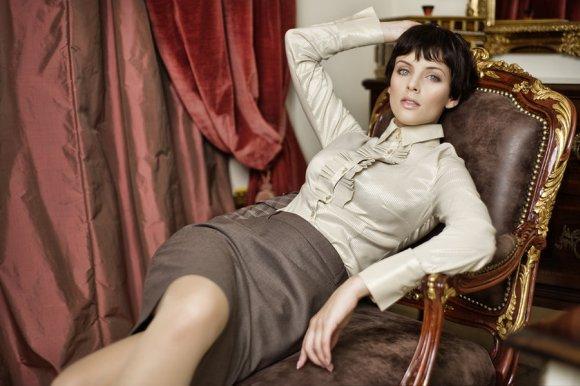 maria masha semkina modelo russa linda cabelos curtos