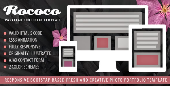 Rococo - Themeforest Wedding Creative Agency