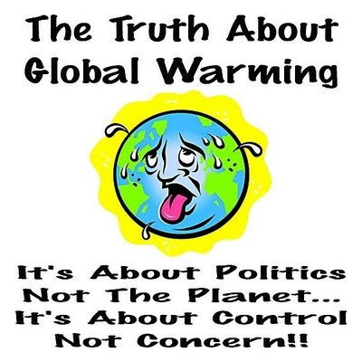 An example of how deniers twist the truth about global warming