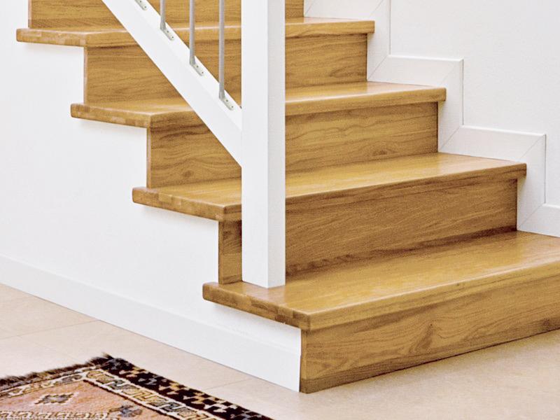Scala decorazione legno for Scale in legno fai da te