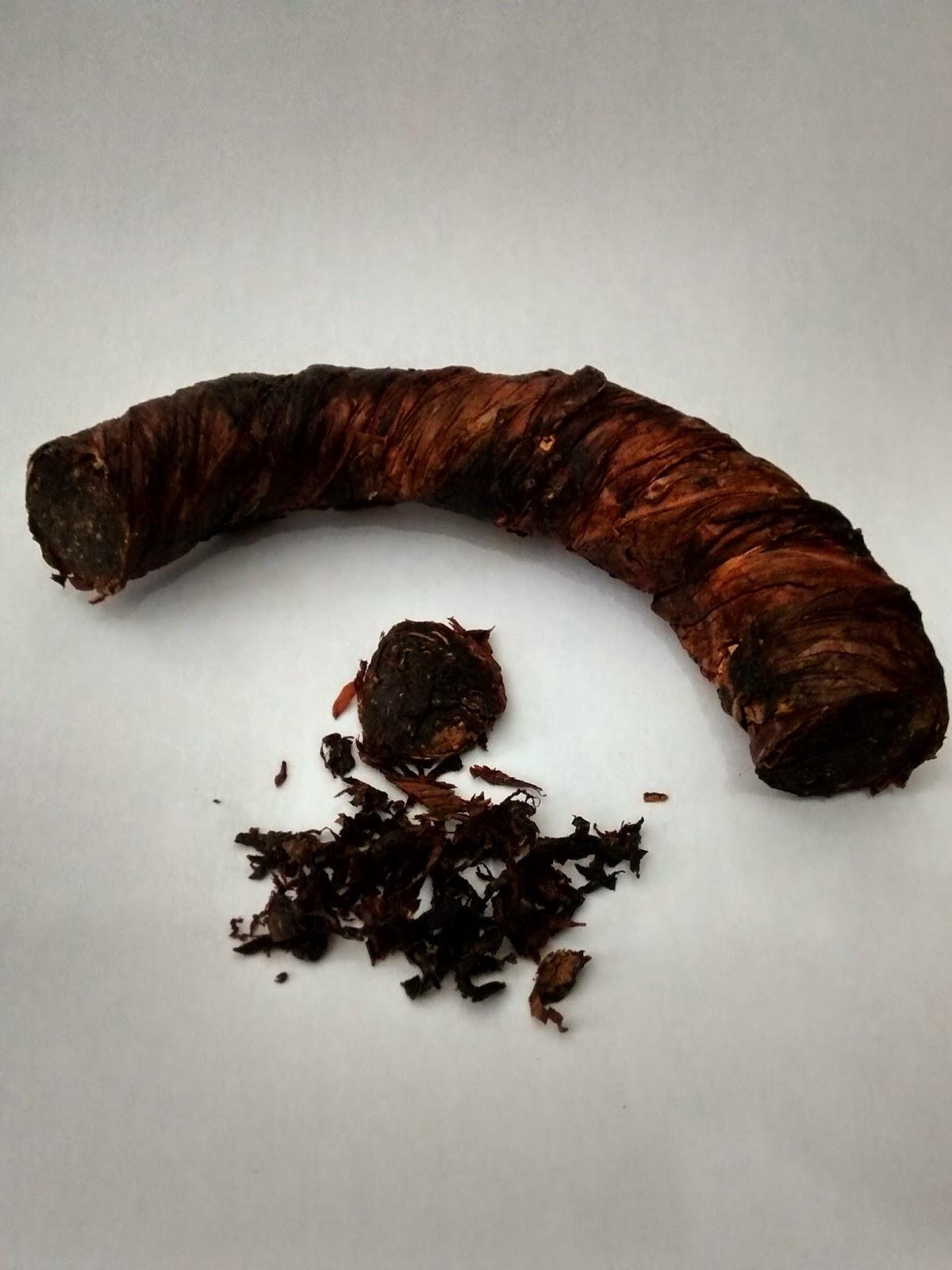 Fumo de corda ou rolo