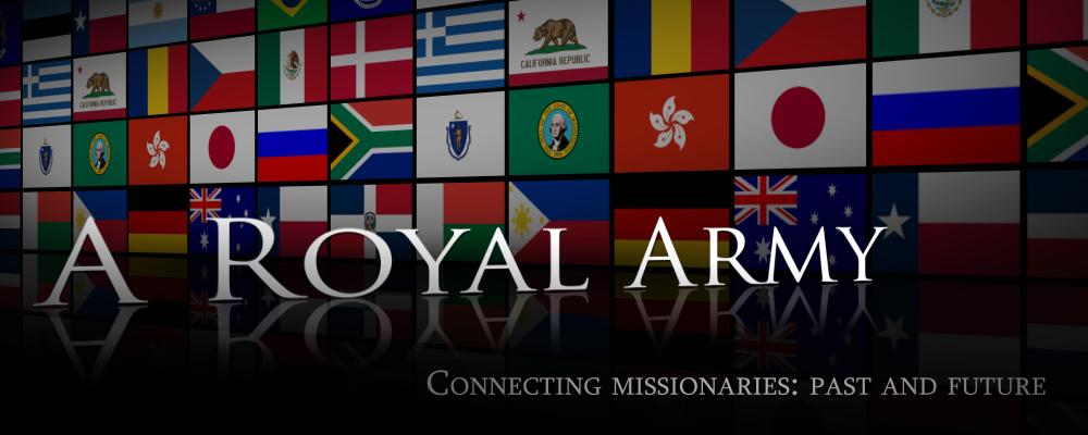 A Royal Army