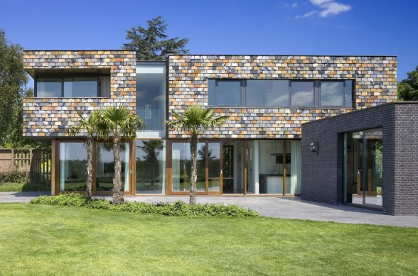 ... House–Van den Heuvel Residence cube architecture - Interior Home