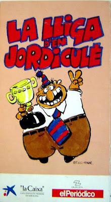 La lliga d'en Jordi Culé vhs