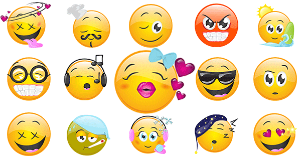 Facebook Emoji Art Symbols Emoticons