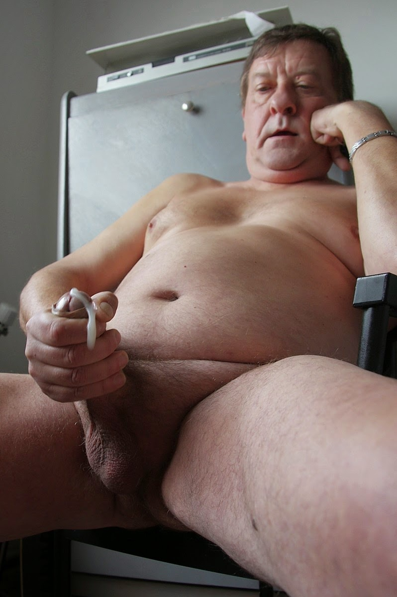 fat old gay men-porn video