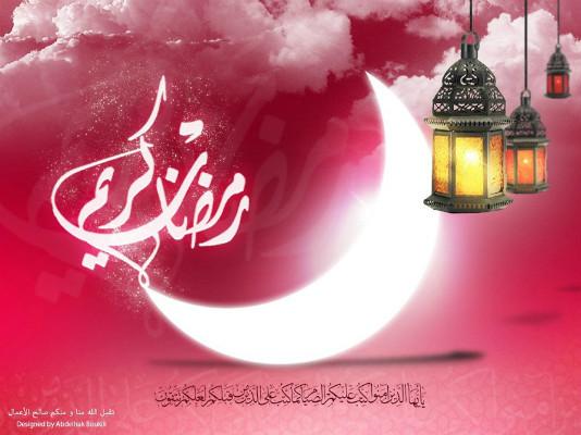 دعاء  في شهر رمضان من أوّله الى آخره بعد كلّ فريضة: