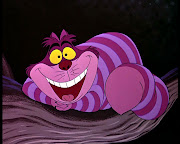 Classic Cheshire Cat form the Movie Alice In Wonderland