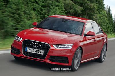 Audi A4 B9 2014 : Personnalité affirmée