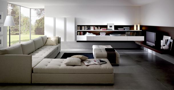 L'isola DEI SOGNI: soggiorno & divani