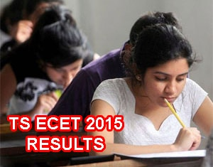 TS ECET 2015 Results declared today 30 May 2015 at 4 PM. TS ECET Results 2015 Engineering / Diploma holders can check www.tsecet.in . Telangana ECET 2015 Results Name wise, Manabadi ECET Results 2015, Engineering Common Entrance Test Cutoff 2015, TS ECET Results 2015, Schools9 ECET Results 2015