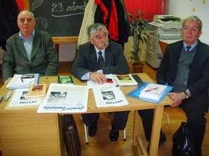 Marian Dumitru, Victor Gh. Stan și Ion C. Ștefan