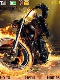 Tema Nokia C3 Gost Rider