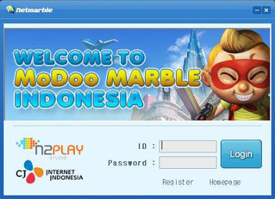Login Modoo Marble Monopoly Online