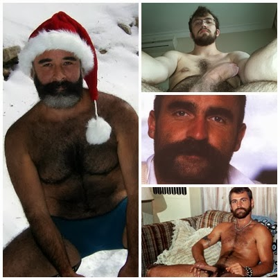 Que peço pro meu Papai Noel barbudo e peludo?