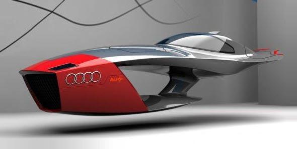 Concept Car Audi Calamaro