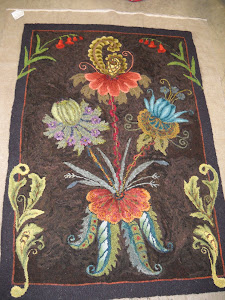 MY MOST RECENT RUG
