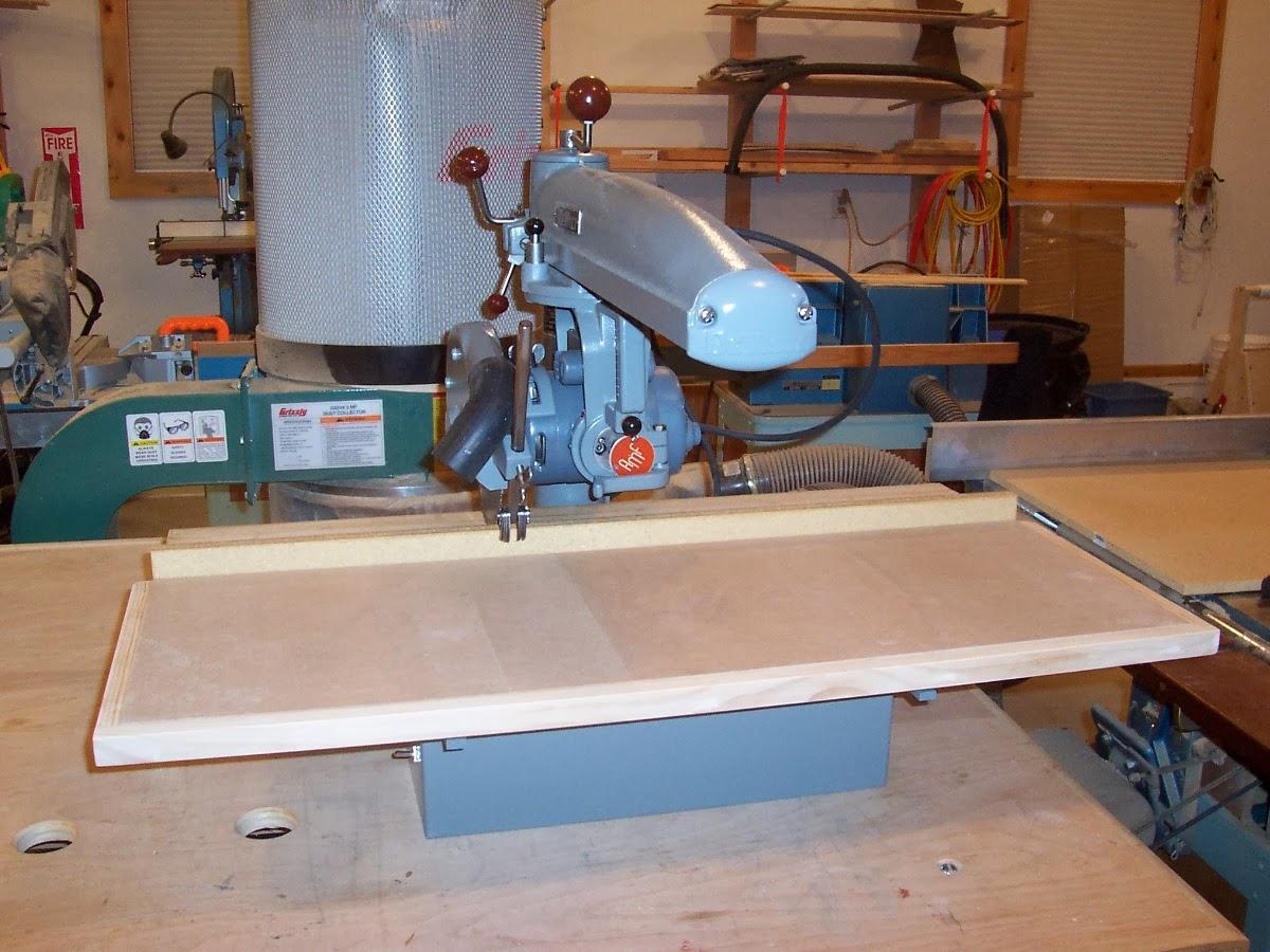 Dewalt mbf radial arm saw restoration