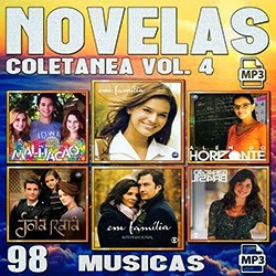 Baixar CD Coletanea Novela Vol. 4 (2014) Download