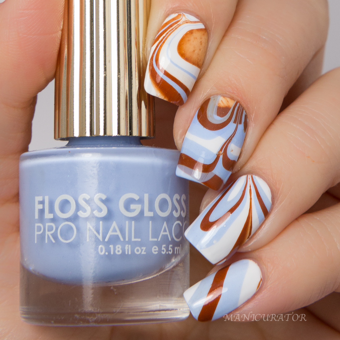 Floss-Gloss-95% Angel-Donatella-Mrs-Tony-Montana-gradient-Nail-Art