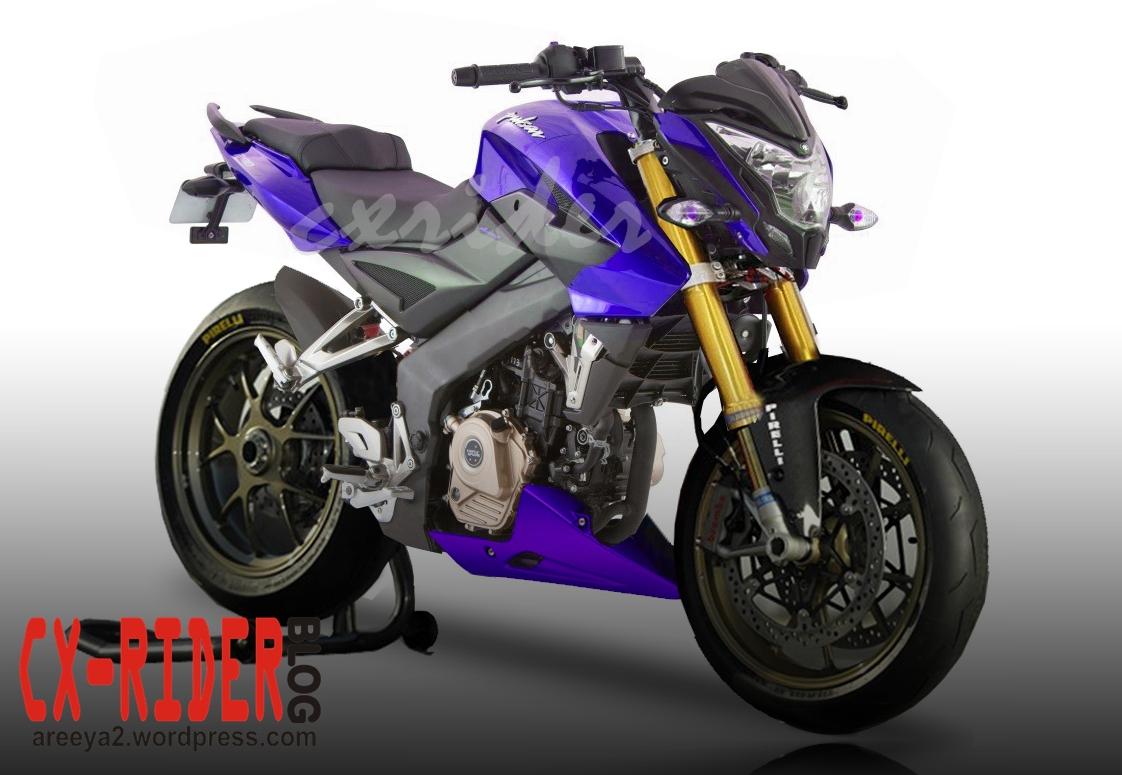 Bajaj Pulsar 200ns Motorcycles Top Bikes Zone