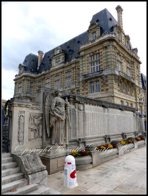 2ème division blindée Versailles