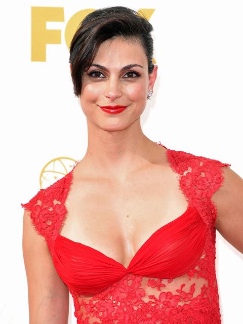 Brazilian American Actress  Morena Baccarin Hot Expose Pics